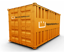 Open Top Containers from TopContainerHire.co.uk