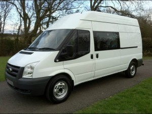 Mobile Welfare Vans From TopContainerHire.co.uk