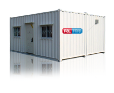 Office Containers from TopContainerHire.co.uk