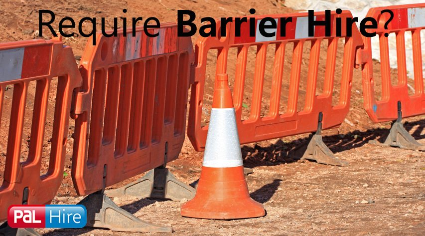 Barrier Hire from PalHire