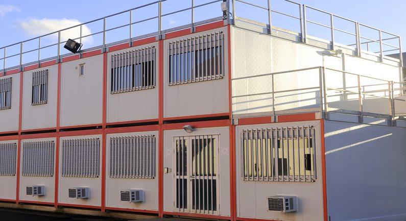 Modular Welfare Cabins