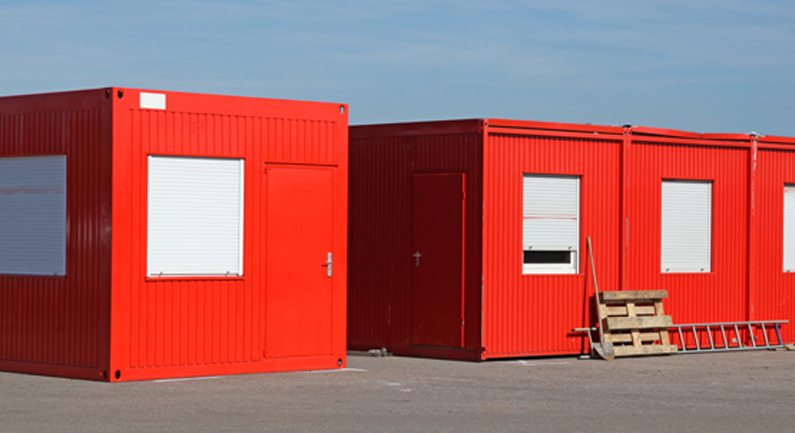 Need A Portable Container?